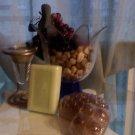 White Tea & Ginger shea butter  soap 2oz