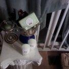 White Tea & Ginger      creamy goat milk  soap 2oz