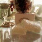 White Tea & Ginger creamy goat milk  soap 3oz