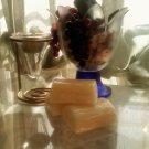 Cucumber/Cantaloupe        creamy goat milk  soap 3oz