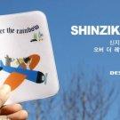 Cute Shinzi Katoh Over The Rainbow Name Credit Card Case Holder