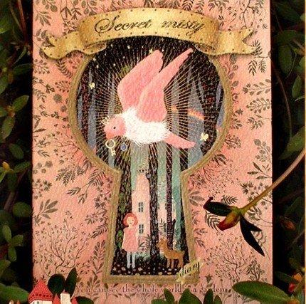 Jetoy Surreal Garden Secret Misty Korea Any Year Planner Diary