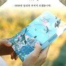 Very Quaint Retro Style Doma SOMEDAY Poignant  Any Year DAILY Korea Planner Diary