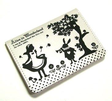 Alice In Wonderland Artbox Credit Name Card Case Holder