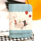 Shinzi Katoh Red Riding Hood And Wolf Name Credit Card Case Holder