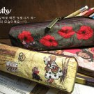 Wizard Of Oz Drawings Dorothy Fabric Pencil Case