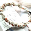 Zakka White Small Colorful Flowers Hairband Headband