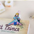 Very Cute Le Petit Prince Bearing Sword Black Ball Point Pen