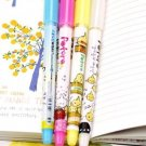 More Kawaii Mr Potoro Bean Food Colorful Ink Pens 4's