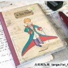 Beautiful Le Petit Little Prince Big Notebook With Stickers
