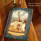 Zakka Ruca Little Girl Animals Illustration Story Style Notebook Journal