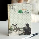 Surreal Doma Radio Talk Show Illustrations Notebook Journal