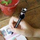 Jetoy Black Cat Animal Cartoon Ballpoint Pen
