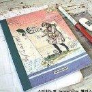 Pretty Dear Alice In Wonderland Big Notebook Stickers