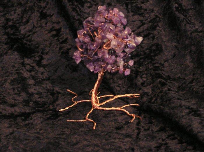 Gemstone Bonsai Trees Medium B