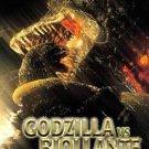 Godzilla vs Biollante - Japanese (R3 HK DVD)
