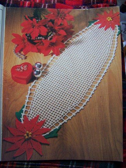 # 74 Magic Crochet Christmas Patterns Magazine Oct 91 Crocheting Holiday Pattern Book