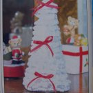 Crochet Patterns Christmas Tree & Stockings Tablecloth Russian Wreath Ornaments