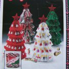 1 Cent USA S&H Vintage Tassel Christmas Trees Patterns