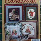 Retro Christmas Counted Cross Stitch Charts Graphs Patterns Book 66 Stoney Creek