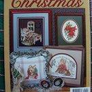 Retro Christmas Counted Cross Stitch Charts Graphs Patterns Book 66 Stoney Creek