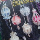 Plastic Canvas Annie's Christmas Ornaments Pattern Book