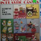 USA FREE SHIPPING More Holiday Magnet PLastic Canvas Patterns LA 1138