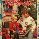 0 USA S&H Christmas Pattern Magazine Country Handcrafts Over 30 Holiday Patterns