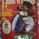 0 USA S&H 2 Lot Crafts N Things Christmas Patterns Jan 2000 2001