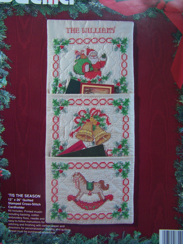 Bucilla Christmas Craft Cards