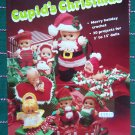 USA Free S&H  24 New Christmas Crochet Patterns Cupid Dolls Clothing Lot