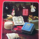USA Free S&H Vintage Christmas Patterns Crochet Knit Sewing Needlepoint