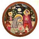 THE NATIVITY COLLECTOR PLATES