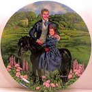 BONNIE AND RHETT COLLECTOR PLATES