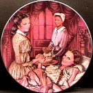MELANIE GIVES BIRTH COLLECTOR PLATES
