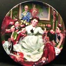 GETTING TO KNOW YOU  FROM THE MOVIE THE KING AND I   COLLECTOR PLATES