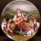 DO-RE-MI  FROM THE MOVIE THE SOUND OF MUSIC   COLLECTOR PLATES