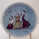 WHEN IN ROME  NORMAN ROCKWELL  COLLECTOR PLATES