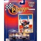 1998 #3 DALE EARNHARDT JR. CAR & DRIVER ID CARD  NASCAR  DIECAST REPLICA