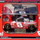 1999 #8 DALE EARNHARDT JR. BUDWEISER CAR   NASCAR  DIECAST REPLICA