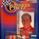 1999 #8 DALE EARNHARDT JR. CAR & DRIVER ID CARD   NASCAR  DIECAST REPLICA