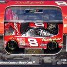 2001 #8 DALE EARNHARDT JR. BUDWEISER CAR  NASCAR  DIECAST REPLICA