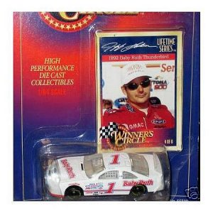 1992 JEFF GORDON #1 BABY RUTH CAR LIFETIME SERIES  NASCAR  DIECAST REPLICA
