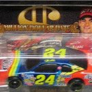 1997 JEFF GORDON #24 DUPONT MILLION DOLLAR DATE  NASCAR  DIECAST REPLICA