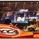 2000 JEFF GORDON #24 PEPSI TOTAL VIEW 1 OF ONLY 5,040 MADE  NASCAR  DIECAST REPLICA