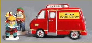 Check It Out Bookmobile