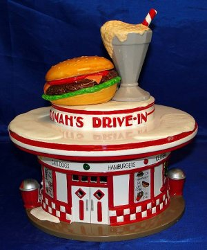 DINAH'S DRIVE-IN