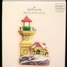 2007 Hallmark Keepsake Lighthouse Ornament