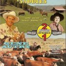 A GENE AUTRY DOUBLE FEATURE, BOOTS AND SADDLES & RIDERS OF THE WHISTLING PINES