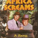 ABBOTT & COSTELLO...IN...AFRICA SCREAMS..A DVD MOVIE CLASSIC